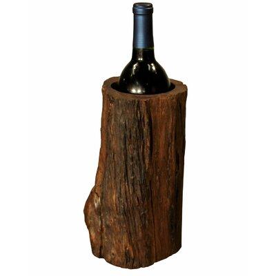 Chris Bruning Wishing Well 1 Bottle Tabletop Wine Rack by Groovystuff