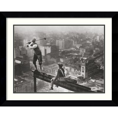 Amanti Art 'Tee Time' by Bettman Archive Framed Photographic Print
