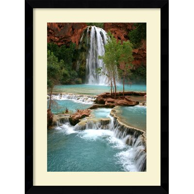Amanti Art 'Havasu Paradise' by Andy Magee Framed Photographic Print