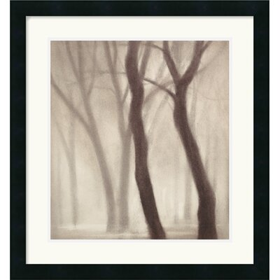 Amanti Art 'Forest III' by Gretchen Hess Framed Painting Print