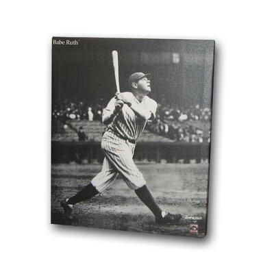 Artissimo Designs MLB Player Photographic Print on Canvas