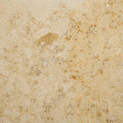 "Emser Tile Natural Stone 18"" x 18"" Limestone Field Tile in Jura Stone Beige"
