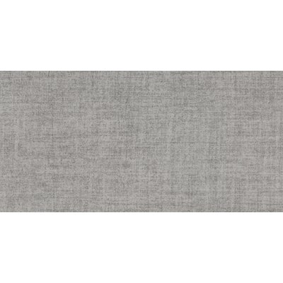 "Emser Tile Tex-Tile 12"" x 24"" Porcelain Fabric Tile in Cotton"