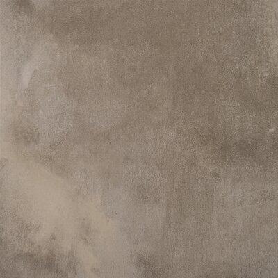 """Emser Tile Cosmopolitan 13"""" x 13"""" Porcelain Metal Tile in Grey"""