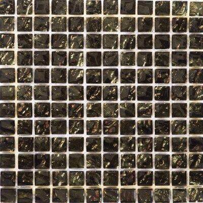 "Emser Tile Vista 1"" x 1"" Glass Mosaic Tile in Ragazzi"
