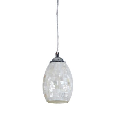 Mosaic 1 Light Ravenna Mini Pendant Product Photo