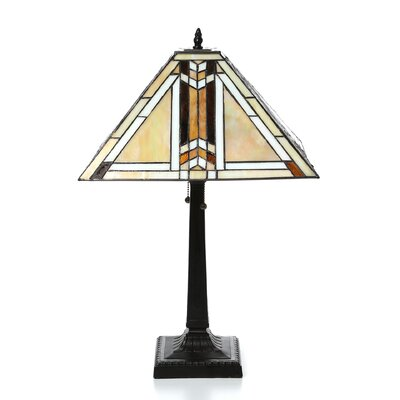 Chloe Lighting Tiffany 23 Quot H Table Lamp With Empire Shade