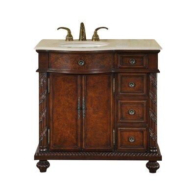 """Butler 36"""" Single Bathroom Vanity Set Product Photo"""