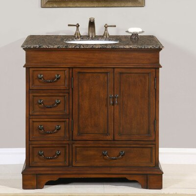 "Ashley 36"" Single Bathroom Vanity Set Product Photo"