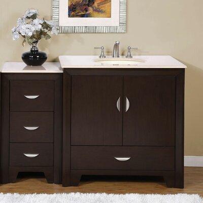 "Ilene 54"" Single Bathroom Vanity Set Product Photo"