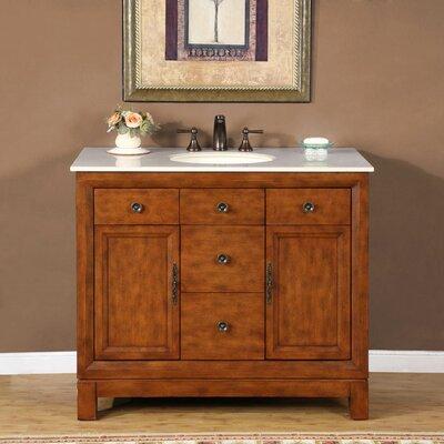 "Frances 42"" Single Bathroom Vanity Set Product Photo"