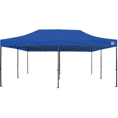 Monster Shelter 20 Ft. W x 20 Ft. D Canopy by CaravanCanopy