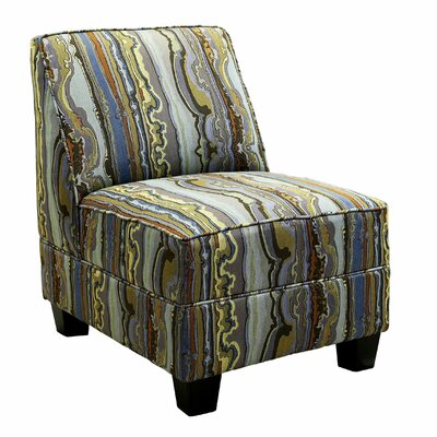 Armless Chair by Serta Upholstery