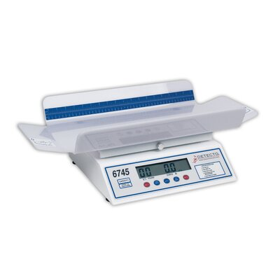 Detecto Digital Baby Scale with Printer Output