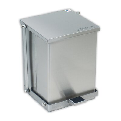 Detecto Stainless Steel Receptacle