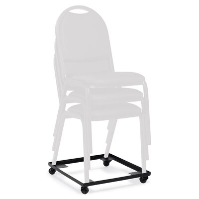 """Offices To Go Stack and Guest 3.5"""" x 19.5"""" x 20.5"""" Chair Dolly"""