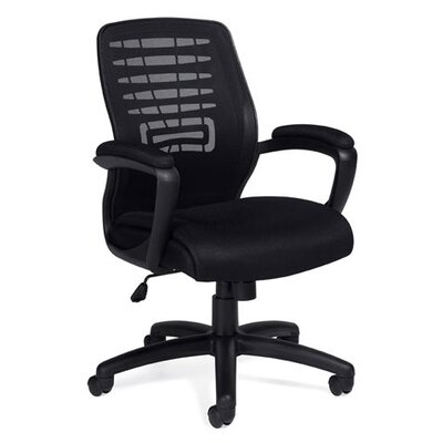Offices To Go High-Back Mesh Tilter Conference Chair