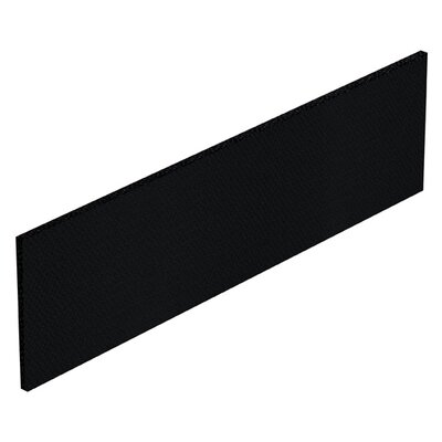Offices To Go Wall Mounted Bulletin Board, 1' x 5'