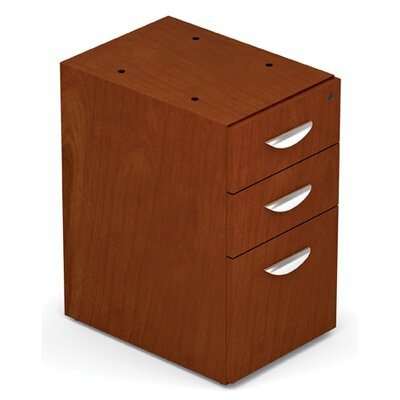 """Offices To Go Ventnor 28"""" H x 15.5"""" W File Pedestal with Lock"""