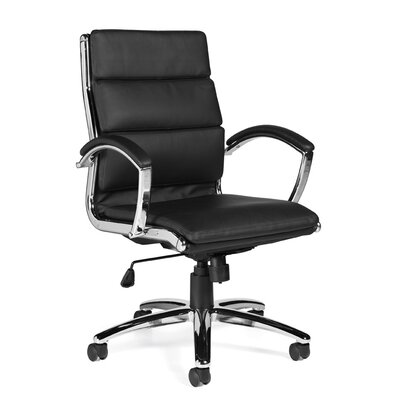 Offices To Go Segmented Cushion Chair with Arms