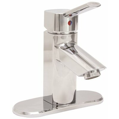 Waterfront Single Handle Lavatory Faucet with Less Popup by Premier Faucet