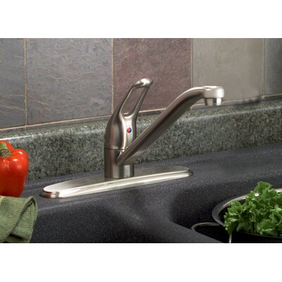 Premier Faucet Bayview Single Handle Centerset Kitchen Faucet without Spray