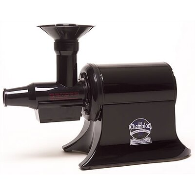 Heavy-Duty Commercial Juicer by Champion Juicer