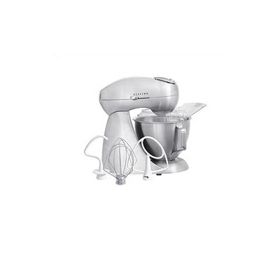Eclectrics® Sterling All-Metal Stand Mixer by Hamilton Beach