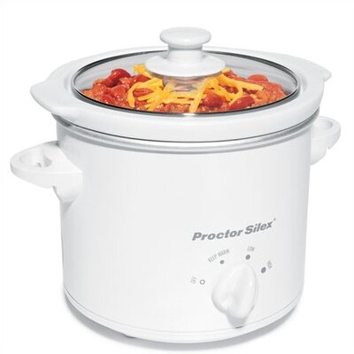 Proctor-Silex 1.5- Quart Round Slow Cooker