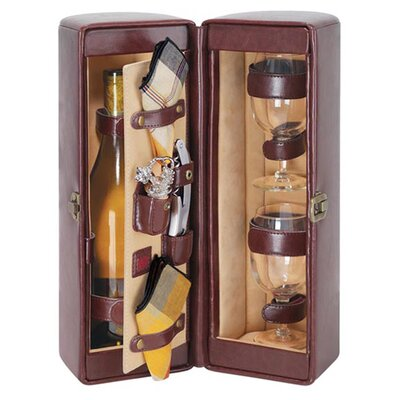 Harmony Picnic Wine Tote by Picnic Time