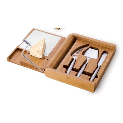 Picnic Time Entertaining Soirée Cutboard Cheese Tray