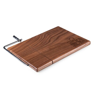 Super Bowl 50 Meridian Cutting Board by Picnic Time