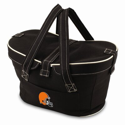 Picnic Time NFL Mercado Digital Print Basket