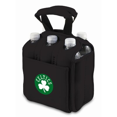 6 Can NBA Boston Celtics Heavy Duty Cooler by Picnic Time