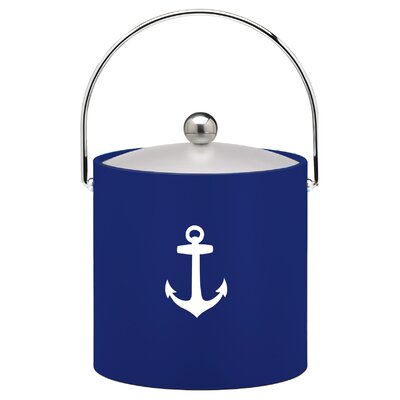 Anchor 3 Qt. Ice Bucket by Kraftware
