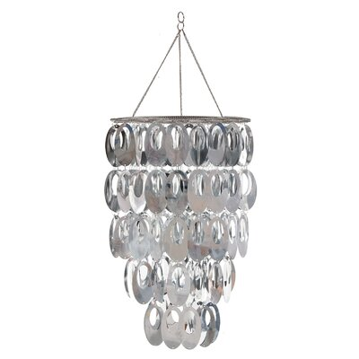 Posh Room 1 Light Chandelier Product Photo