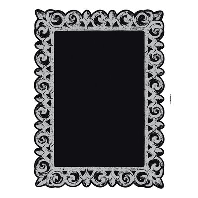 Brewster Home Fashions Euro Freestyle Memory Chalkboard Wall Decal