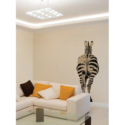 Brewster Home Fashions Euro Zebra Jute Wall Mural