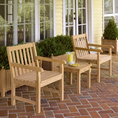 Classic 3 Piece Seating Group by Oxford Garden