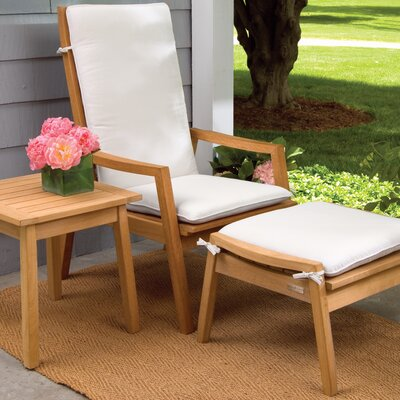 Siena 3 Piece Recliner Seating Group with Cushions by Oxford Garden