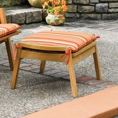 Siena Ottoman by Oxford Garden