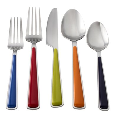 Fiesta Merengue 20 Piece Flatware Set