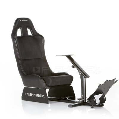 Evolution Black Gaming Chair by Playseats