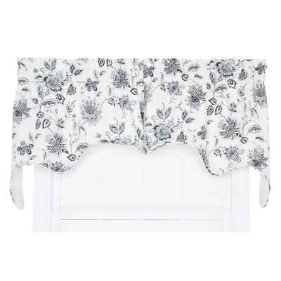 "Winston 2 Piece Empress Lined Swag 70"" Curtain Valance Set Product Photo"