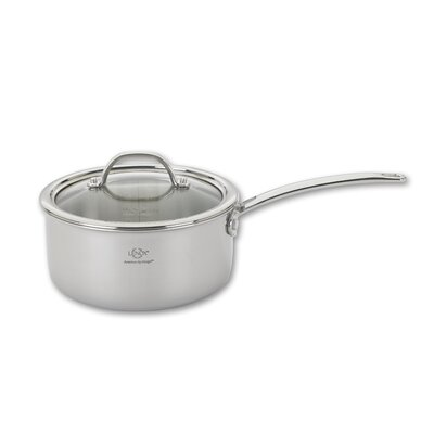 Triply Sauce Pan with Lid by Lenox