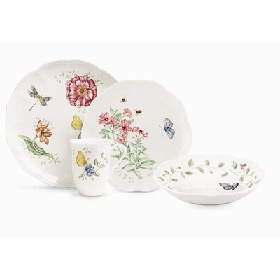 Butterfly Meadow Dinnerware Collection by Lenox