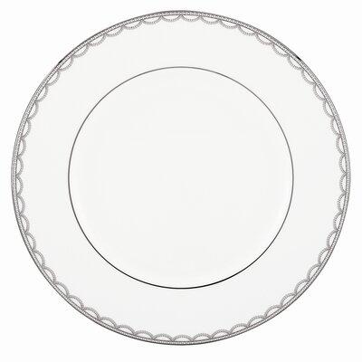 """Lenox Iced Pirouette 10.75"""" Dinner Plate"""