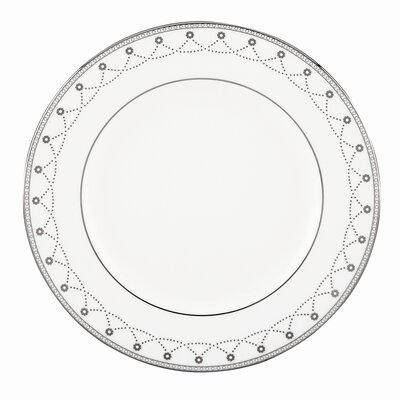 "Lenox Iced Pirouette 8"" Salad Plate"