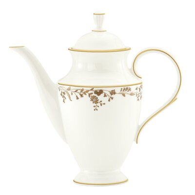 Lenox Golden Bough 6 Cup Coffee Server with Lid
