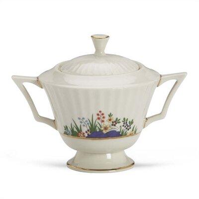 Lenox Rutledge Sugar Bowl with Lid